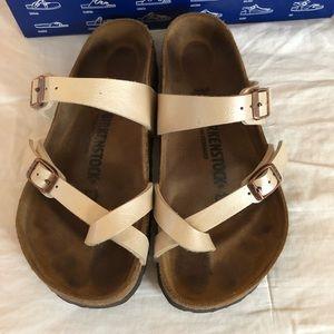 Women's Euro Size  36 Mayari Birkenstock Sandals